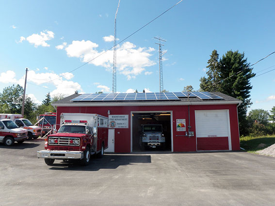 Magnetawan Fire Hall