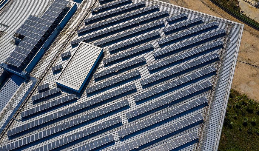 Commercial Solar Rebate Program