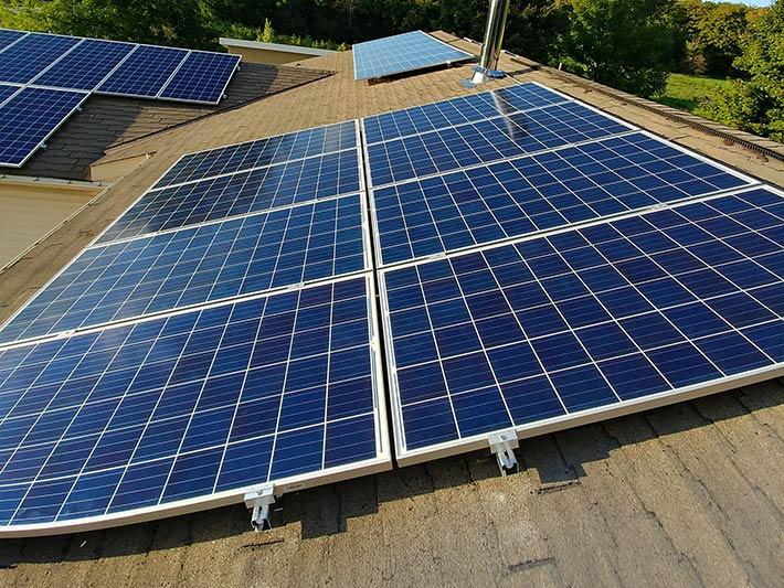 11 kW Net Metering, Zero Export & E-V Charger, Meaford